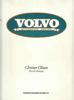 Volvo Gothenburg Sweden (English Edition) (9783907150580)