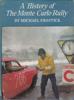 A History Of The Monte Carlo Race (Michael Frostick) (b0000clyl8)