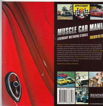 Muscle Car Mania Legendary Motoring Stories: Holden vs Ford