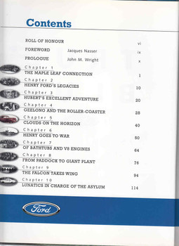 True Blue 75 Years of Ford in Australia (Bill Tuckey)