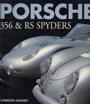 Porsche 356 & RS Spyders (Paperback) (9780760309032)