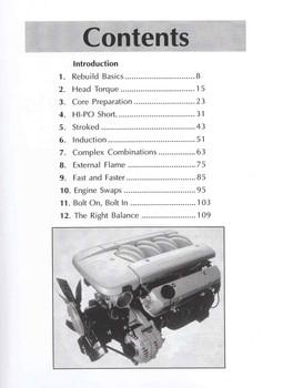 Holden 308 V8 Performance Handbook (9780947079758)  - cont