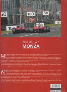 Formula 1 & Monza (9788879116558)  - back