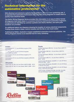 rellim wiring diagrams volume 9 rh automotobookshop com au Hot Rod Wiring Diagram Toyota Electrical Wiring Diagram