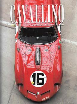 Cavallino The Enthusiast's Magazine of Ferrari Number 215 October / November 2016 (CAV215)