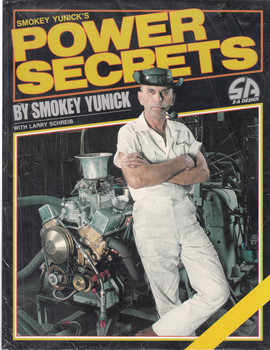 Smokey Yunick's Power Secrets by Smokey Yunick (9780931472060)