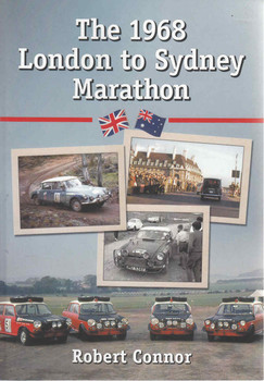 The 1668 London To Sydney Marathon (9780786495863) - front