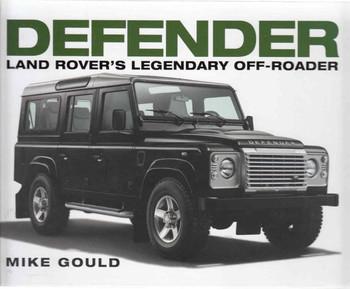 Defender: Land Rover's Legendary Off-Roader (9781781316283) - front