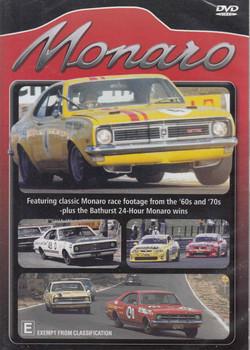 Monaro: 40th Anniversary DVD (9398710811094)