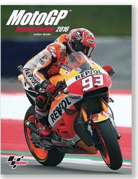 MotoGP Season Review 2016 NUMBER 13 (9781910505151)