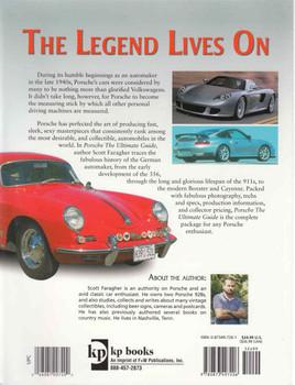 Porsche The Ultimate Guide (9780873497206) - back