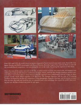 Inside IMSA's Legendary GTP Race Cars: The Prototype Experience (9780760330692) - back