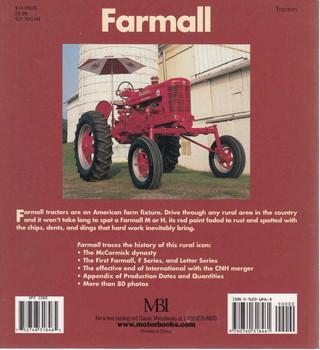 Farmall - Enthusiast Color Series (9780760318461) - back