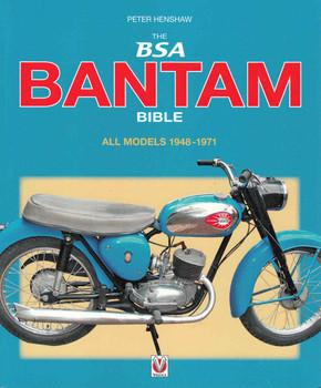 The BSA Bantam Bible (Paperback Edition) (9781845849962)
