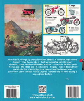 The BSA Bantam Bible (Paperback Edition) (9781845849962) - back