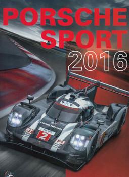 Porsche Sport 2016 (9783928540889) -