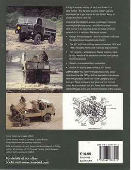 Land Rover Military One-Tonne (9781847978912)