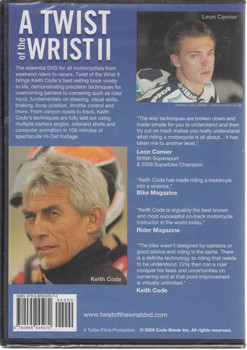 A Twist of the Wrist II (Keith Code) DVD