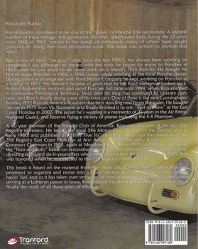 "Restored By Hand: The ""Nuts and Bolts"" of Porsche 356 Restoration (9781426907180)"