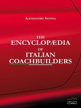 The Encyclopaedia of Italian Coachbuilders (2 Volumes in Slipcase)
