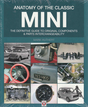 Anatomy of The Classic Mini: The Definitive Guide