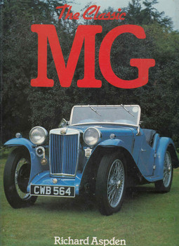 The Classic MG (9780861241095)