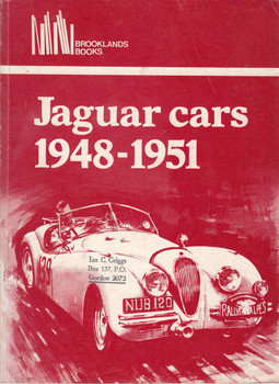 Jaguar Cars 1948 -1951 Road Tests (b00liysobe)