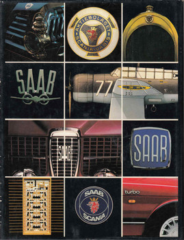 The Saab - Scania Story (9789178860142)