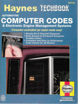 Haynes Automotive Computer Codes & Electronic Engine Management Systems (Techbook Series) (9781563922329)