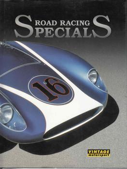 Road Racing Specials - Vintage Motorsport (B000J3QHZ0)