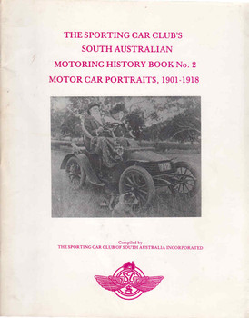 The Sporting Car Club's South Australian Motoring History - 10 Volume Set (B18166B) - 2