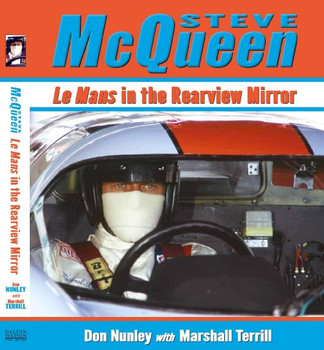 Steve McQueen: Le Mans in the Rearview Mirror (9781854432896)