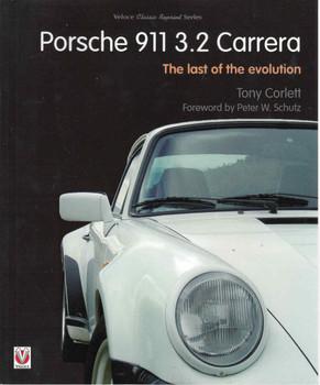 Porsche 911 3.2 Carrera The Last of the Evolution
