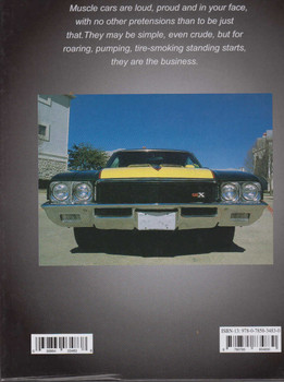 Muscle Cars: Style, Power, and Performance (9780785834830)
