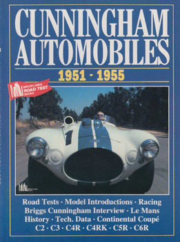 Cunningham Automobiles 1951-1955 Road Tests (9781855202047