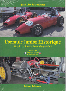 Formule Junior Historioque: Vue du paddock - From the paddock - French/English Text (9782360591077)