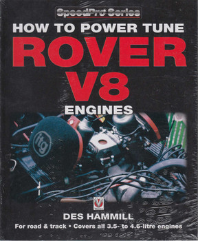 How to Power Tune Rover V8 Engines