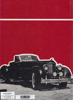 Packard Cars 1920-1942 Road Tests (9780906589427)