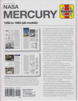 NASA Mercury 1959 to 1963 (all models) Owners' Workshop Manual (9781785210648)