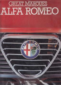 Alfa Romeo - Great Marques (9780861785780)