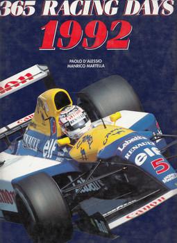 365 Racing Days 1992 (B001697L1K)