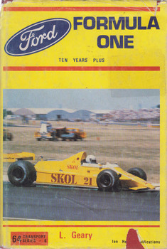 Ford Formula One: ten Years Plus (9780860258551)