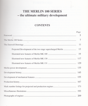 The Merlin 100 Series - the ultimate military development (Rolls-Royce Heritage Trust) (9781872922041) (view)