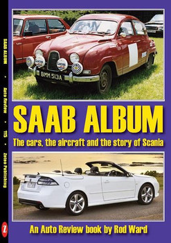 Saab Album An Auto Review book by Rod Ward ( Auto Review No.115 )