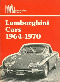 Lamborghini Cars 1964-1970 Road Tests (9780906589748)