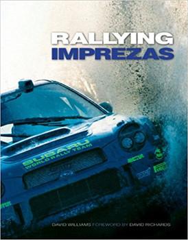 The Rallying Imprezas