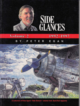 Side Glances Volume 2 1992 - 1997 (Peter Egan)