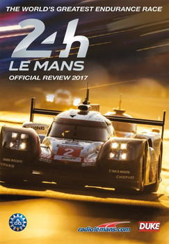 - Le mans 24 Hours 2017 Official Review Bluray (5017559130039)
