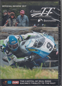 Classic TT 2017 Official Review DVD