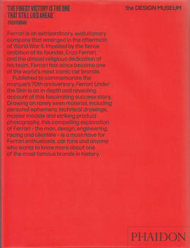 Ferrari - Under the Skin (Andrew Nahum and Design Museum) (9780714875187)